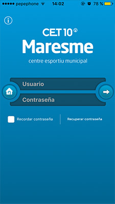 App CEM Maresme